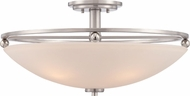Quoizel QF1831BN Brushed Nickel Ceiling Light