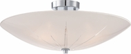 Quoizel QF1844C Contemporary Polished Chrome Overhead Lighting