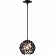 Quoizel QPP1708 Darnet   Tall Mini Lighting Pendant