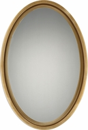 Quoizel QR2053 Reflections Gold Leaf Wall Mirror