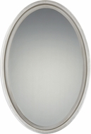 Quoizel QR2054 Reflections Silver Leaf Mirror