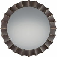 Quoizel QR2059 Reflections Palladian Bronze Wall Mirror