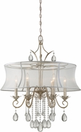 Quoizel SLT5006IF Silhouette Italian Fresco Chandelier Light