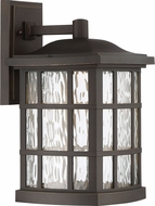 Quoizel SNNL8409PN Stonington LED Palladian Bronze LED Outdoor 9.5  Wall Sconce Lighting