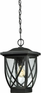 Quoizel TDR1909KFL Tudor Mystic Black Fluorescent Exterior Drop Ceiling Lighting