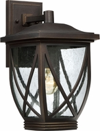 Quoizel TDR8409PN Tudor Palladian Bronze Outdoor Wall Sconce Light