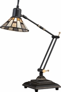 Quoizel TF1860TZ Tiffany Medici Bronze LED Reading Lamp