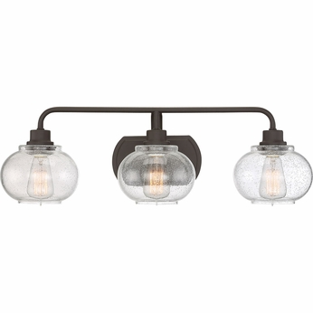 quoizel trg8603oz trilogy contemporary old bronze fluorescent 3 light bathroom vanity light bathroom vanity lighting 7