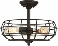 Savoy House 1-8075-3-13 Scout Modern English Bronze Ceiling Lighting