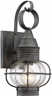 Savoy House 5-220-88 Enfield Traditional Oxidized Black Outdoor Wall Sconce