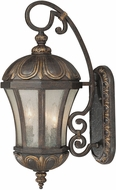 Savoy House 5-2500-306 Ponce de Leon Traditional Old Tuscan Outdoor 9 Wall Sconce