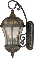 Savoy House 5-2502-306 Ponce de Leon Traditional Old Tuscan Outdoor 14 Wall Lighting