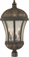 Savoy House 5-2504-306 Ponce de Leon Traditional Old Tuscan Exterior Post Lighting