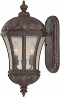 Savoy House 5-2506-306 Ponce de Leon Traditional Old Tuscan Exterior Sconce Lighting