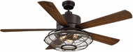 Savoy House 56-578-5WA-13 Connell Modern English Bronze 56  Home Ceiling Fan