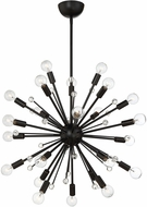 Savoy House 7-6099-24-44 Galea Contemporary Classic Bronze Chandelier Lighting