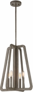 Savoy House 7-8081-4-102 Tribute Contemporary Canyon Hanging Pendant Light
