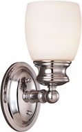 Savoy House 8-9127-1-11 Elise Polished Chrome Wall Sconce