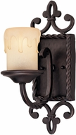 Savoy House 9-2238-1-25 San Gallo Slate Wall Sconce Light