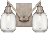 Savoy House 9-4333-2-27 Orsay Industrial Steel Wall Lighting Sconce