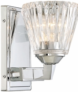 Savoy House 9-9020-1-11 Dresden Chrome Wall Light Sconce