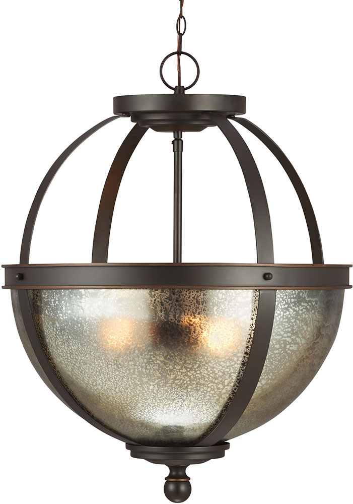 Drop Ceiling Light Fixture Kichler 42329 Everly Retro 19
