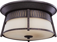 Seagull 7811703EN-746 Hamilton Heights Oxford Bronze LED Exterior Overhead Lighting