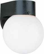 Seagull 8753EN-34 Modern Smooth White LED Outdoor Wall Light Sconce