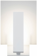 Sonneman 2724-98-WL Midtown Contemporary Textured White LED Indoor/Outdoor Light Sconce