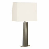 Sonneman 6103.13 Facet Beam Modern Satin Nickel Finish 34.25  Tall Table Lighting