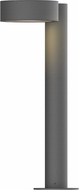 Sonneman 7303-PC-PL-74-WL REALS Contemporary Textured Gray LED Outdoor Residential Landscape Lighting