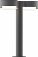 Sonneman 7306-PC-FH-74-WL REALS Contemporary Textured Gray LED Outdoor Pathway Lighting