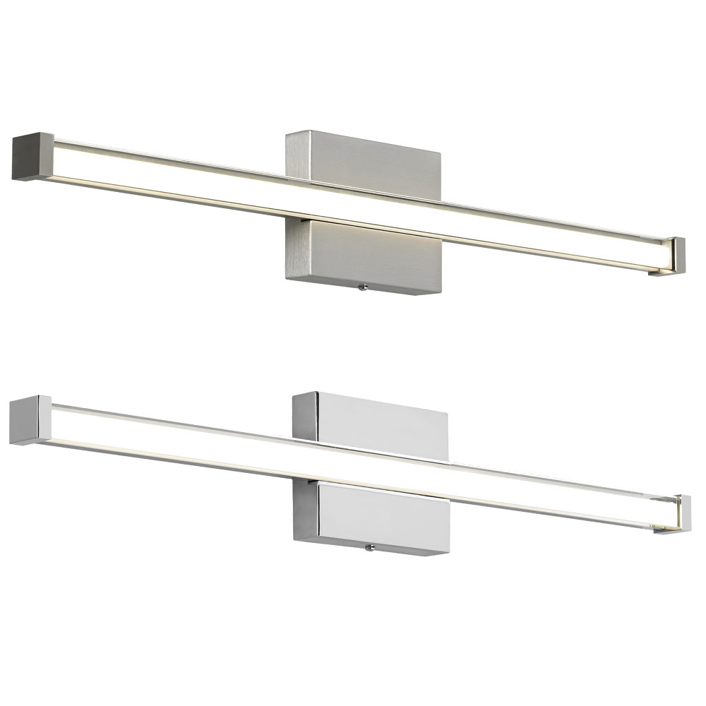 Popular  LED Wall Lamp Living Room Mirror Light Bathroom Vanity Fixture  EBay