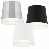 Tech 700HNK Henrik Modern Satin Nickel Mini Ceiling Pendant Light