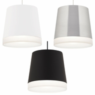 Tech 700HNKGP Henrik Grande Contemporary Mini Ceiling Light Pendant