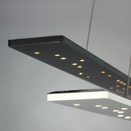 Tech 700LSPRLX Parallax Contemporary LED Island Lighting