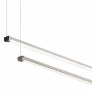Tech 700LSRAER Rae Modern LED Linear Suspension Island Light Fixture