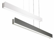 Tech 700LSVAN Vandor Contemporary Satin Nickel LED Island Lighting