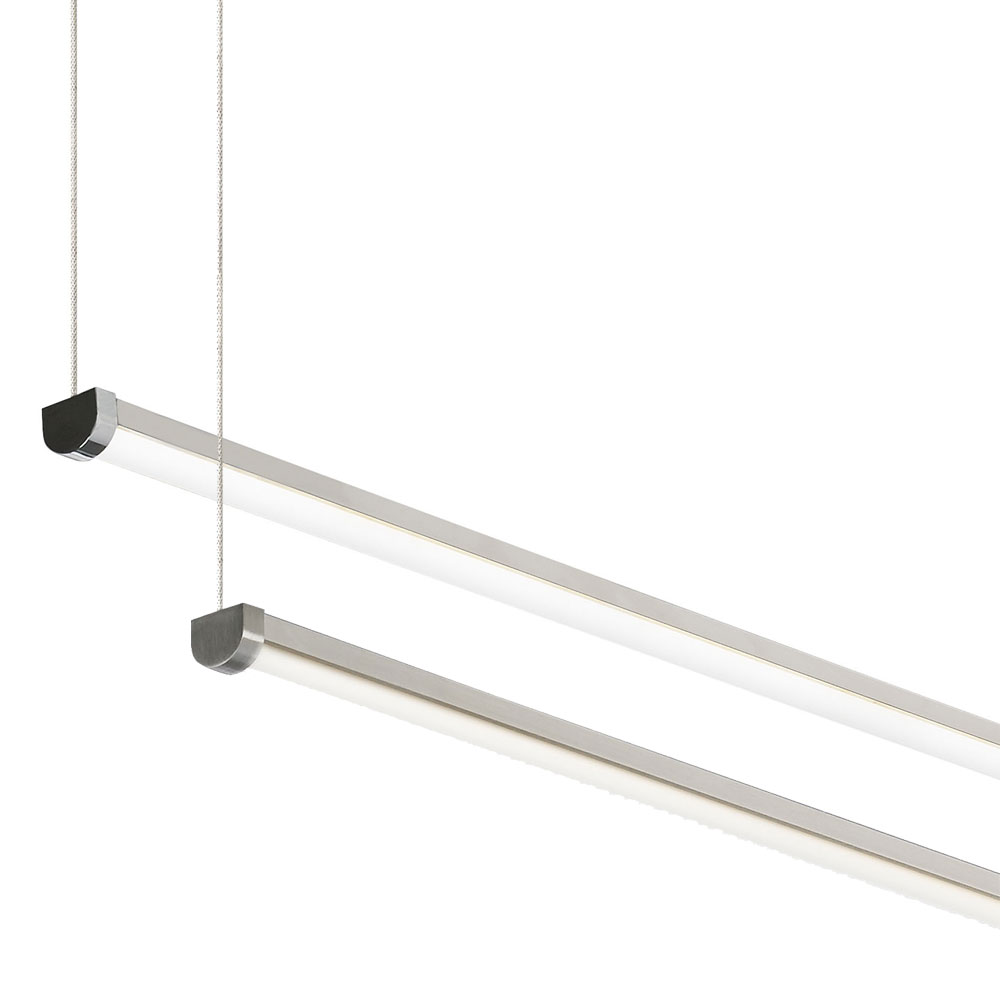Kitchen Led Light Fixtures Tech 700moraer48 Rae Contemporary Led Monorail Kitchen Island