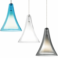 Tech Melrose II Contemporary Low Voltage Mini Ceiling Pendant Light