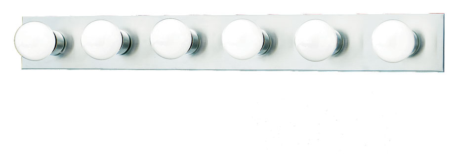 Thomas Lighting SL741878 Vanity Strips Brushed Nickel Finish 4.25 ...
