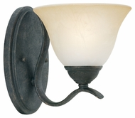 Thomas Lighting SL854122 Prestige Sable Bronze Finish 9  Tall Wall Lighting Sconce
