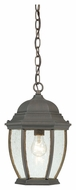 Thomas Lighting SL923363 Covington Traditional Painted Bronze Finish 9.5  Wide Exterior Pendant Light Fixture