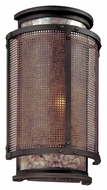 Troy B3101 Copper Mountain Old Silver Finish 8.5  Wide Wall Lighting Sconce
