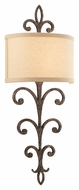 Troy B3172 Crawford Cottage Bronze Finish 25.75  Tall Wall Lighting