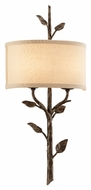 Troy B3182 Almont Bronze Leaf Finish 12.25  Wide Sconce Lighting