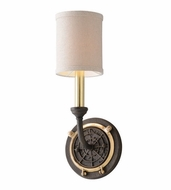 Troy B3931 Latitude Liberty Rust Finish 5.5  Wide Wall Light Sconce