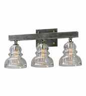 Troy B3963 Menlo Park Vintage 20.5  Wide 3-Light Bath Light Fixture