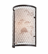 Troy B4021 Catch N Release Nautical 12.5  Tall Sconce Lighting