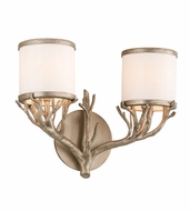 Troy B4112 Whitman Bath 9  Tall 2-Light Bathroom Light Fixture
